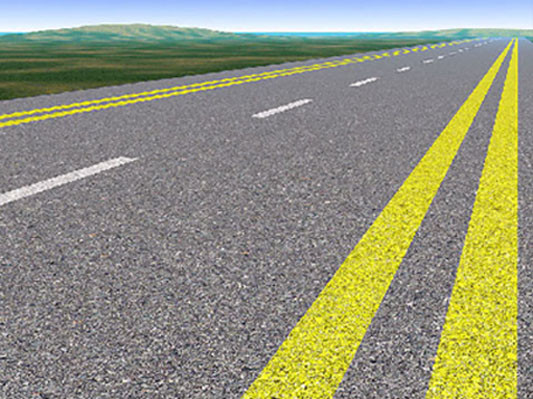 China Thermoplastic Road Markings Paint Solid Acrylic Resin Good Adhesion And Flexibility factory