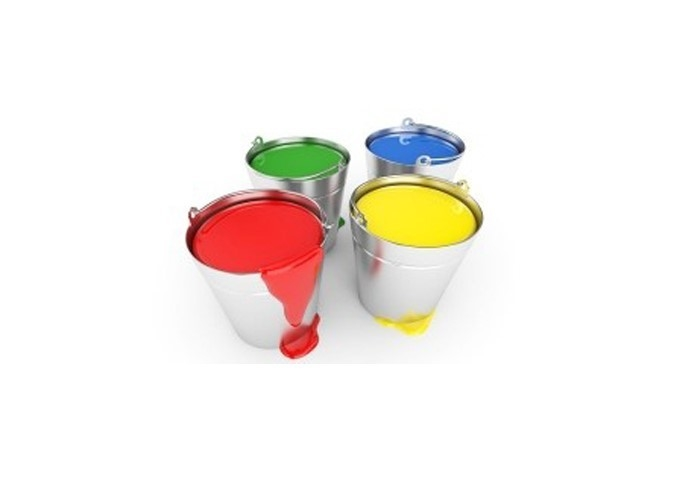 Thermosetting Solvent Based Acrylic Resin For Hardware Colored Paint