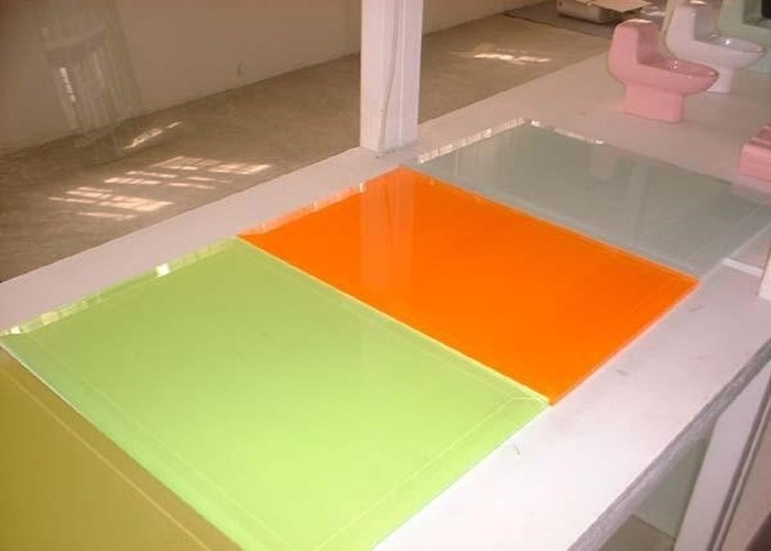 Self - Drying Transparent Acrylic Resin Excellent NC Compatibility For Glass Paints