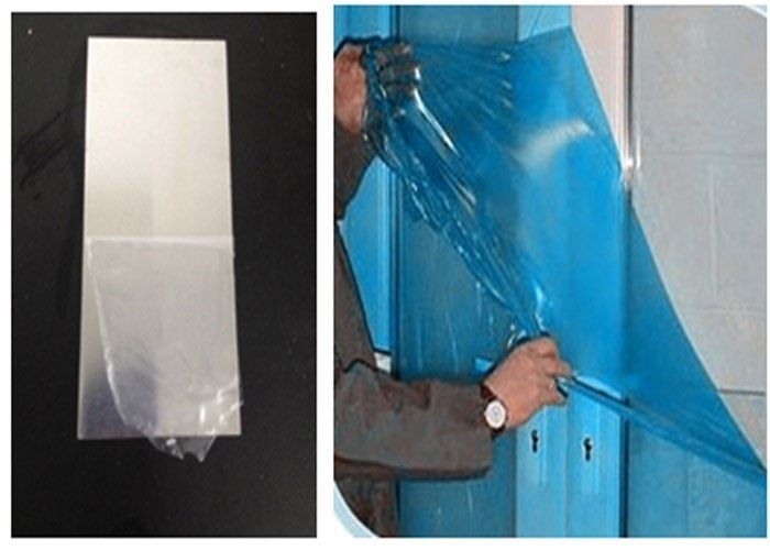 Strippable Water Based PU Resin , One Component Peelable Protective Coating Resin supplier