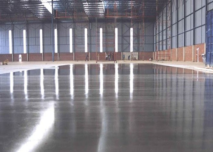 Dustproof High Hardness Floor Coatings , Nano Densifier For Concrete Floors