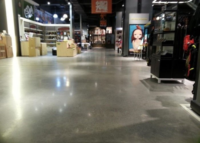 Self Drying High Hardness Floor Coatings , Slip Resistant Floor Coating